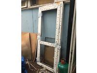 Doubble Glass door