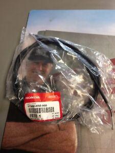 17950-HN0-A00 Honda OEM Choke Cable 98-04 TRX 450  Foreman  4x4 Manual