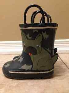 Toddler Rain boots Kitchener / Waterloo Kitchener Area image 1