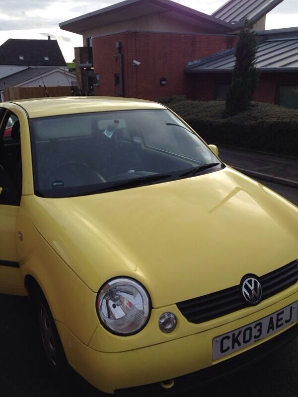 volkswagen lupo 2003 low mileage reduced in stoke on trent staffordshire gumtree. Black Bedroom Furniture Sets. Home Design Ideas