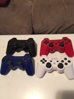 Manettes ps3 neuves / new ps3 controllers