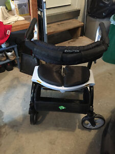 Top of the Line WALKER - XPRESSO CF LIT - Practically New