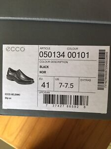 Brand new in box ECCO shoes size 7-7.5 (EUR 41) West Island Greater Montréal image 8