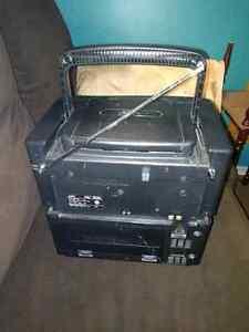 SANYO radio, CD player, tape recorder + tape player Cambridge Kitchener Area image 3