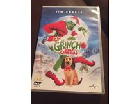 The grinch stole Christmas DVD