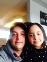 Single Dad looking for a babysitter for 8 year old daughter