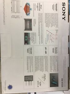 Sony Stereo Power Amplifier Stratford Kitchener Area image 2