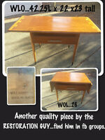 1960 table