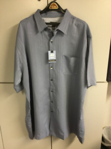 New , Van Heusen shirt, big and tall