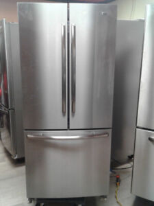 """30"""" MAYTAG FRENCH DOOR STAINLESS STEEL"""