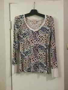Large womens tops and dresses