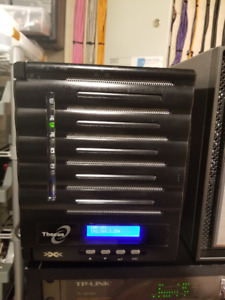 Thecus N5200XXX 5-bay NAS Network Attached Storage with 15TB