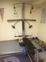 Crossbow home gym