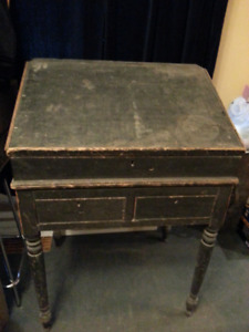 Antique Artists Desk - Foremans Desk