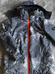 Manteau hiver Quiksilver pour garçon