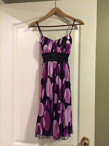 Brand new Le Chateau dress - never worn - size XS