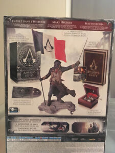 Assassin creed unity statue boite collector