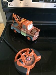 Remote control Tow Mater