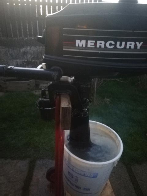 Boat outboard engine | in Trowbridge, Wiltshire | Gumtree