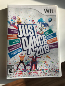 A vendre -  Just Dance 2019 NEUF !
