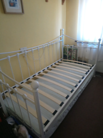 Single bed frame, daybed, sofa