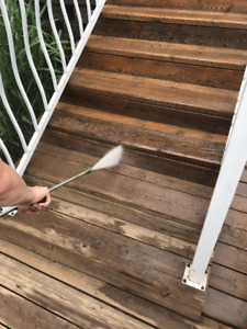 POWER WASHING - 25% OFF SUMMER PROMO