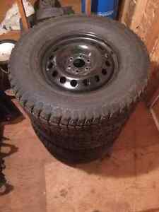 265/70R17 Winter Truck Tires