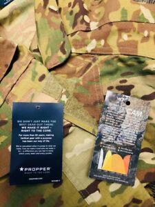 Propper ACU Coat - New Spec - XLR