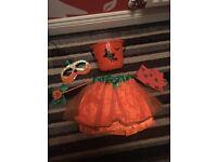 Halloween girls bundle aged 5-7 years