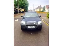 Freelander 1.8 for sale !! Spares or repaires !!