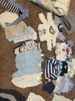 Newborn clothing and bedding Seville Grove Armadale Area Preview
