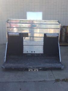 Aluminum Magnum Deck Cab Guard OBO