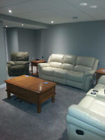 Do you need your basement renovated?  Call me today!