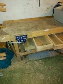 Workmans Bench