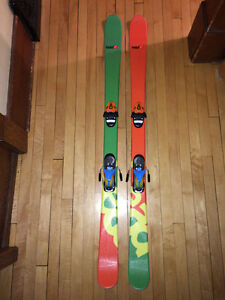 Head 151cm Freestyle Skis for Sale