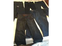 Womens petite jeans