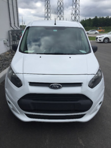 FORD TRANSIT CONNECT W/DUAL SLIDING DOORS 4000$ OPTIONS