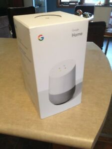 Google Home Assistant -  White New in Box.