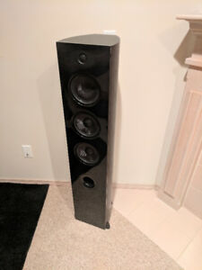 MINT CONDITION SIGNATURE SERIES TOWERS AND CENTER SPEAKER