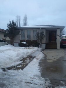 3 Bedroom house with mechanics garage for sale this spring!