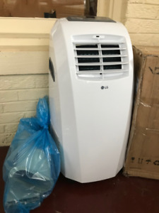 New, Pristine LG Standing Portable Air Conditioner AC Fan