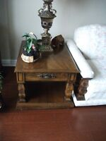 2 Matching End Tables