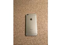 IPhone 6s 64gb in white and silver