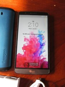 UNLOCKED LG G3 -32GB STORAGE phone for sale