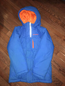 Columbia winter jacket (Youth Size Small-8)
