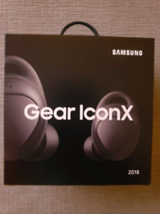 New Samsung Gear Icon X Bluetooth Headset (2018 Edition)