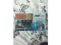 Abflex belt