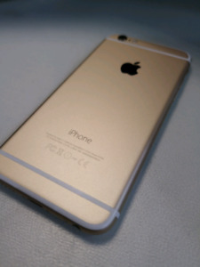UNLOCK iPhone 6 64GB Gold