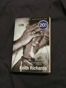 """LIFE"" Keith Richards of the Rolling Stones BIOGRAPHY"