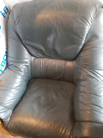 Leather chair free free free